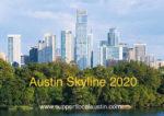 Austin Skyline in 2020